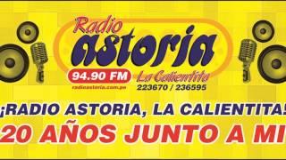 JINGLE ANDY LA MELODIA URBANA RADIO ASTORIA LA CALIENTITA 94.9 FM EN IQUITOS LA NUMERO 1