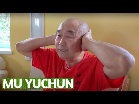 СЛУХ - массаж для улучшения слуха Му Юйчунь о здоровье