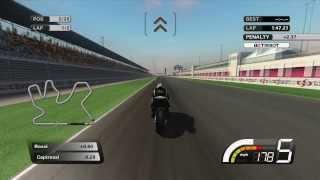 Motogp 07 Career Race 1 Qatar 2laps (xbox 360)