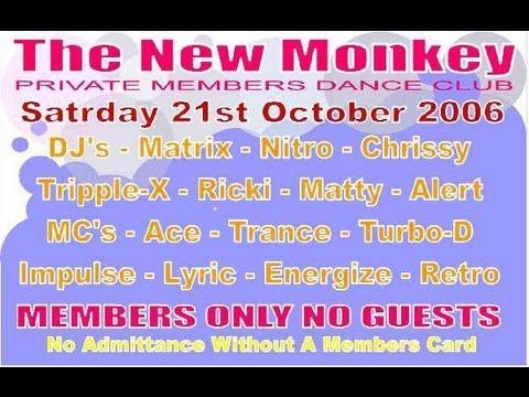 Mc Banks Energize Impulse & Retro @ The New Monkey 21.10.2006