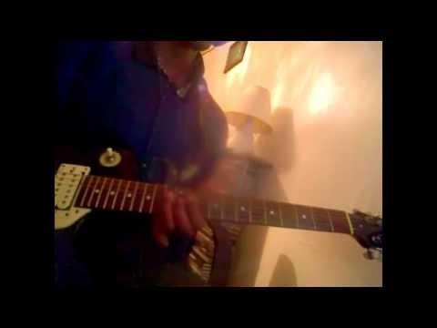 Arthur the guitarist -45 second solo cover