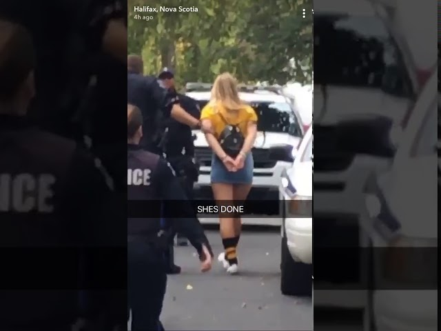 Halifax police arrest Dalhousie students at homecoming parties