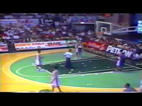 MBA Manila vs  Negros Slashers Sept  11, 1999