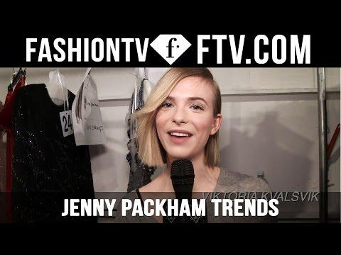 Jenny Packham Trends at New York Fashion Week F/W 16-17 | FashionTV