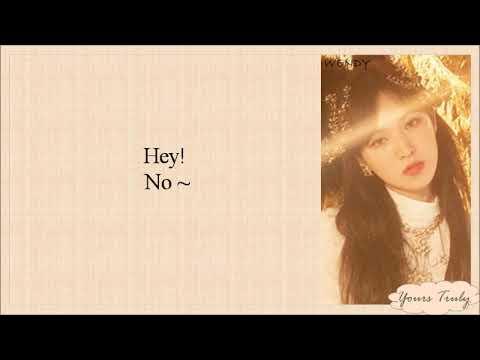 Red Velvet (레드벨벳) - RBB (Really Bad Boy) Easy Lyrics