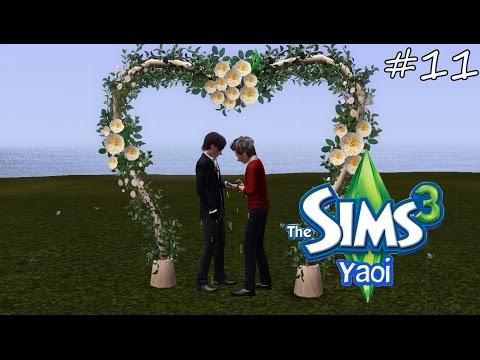 The Sims 3 Yaoi #11 ฝันถึงงานแต่งงานของเรา ฝันว่าเราจับมือด้วยกัน [ The End ]