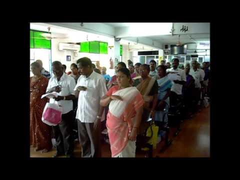 Swachhta Pledge by ECHS Polyclinic Madurai
