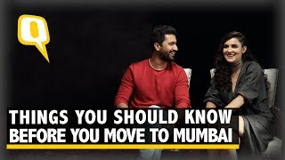Vicky Kaushal And Angira Dhar Explain Things To Know Before You Move To Mumbai