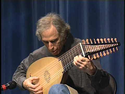 Lute Music From Gottweig Manuscript