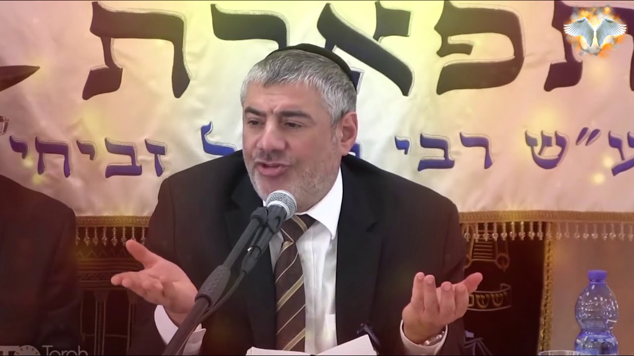 הרב יוסף מזרחי -איך ניצלים מקטרוג השטן וממתקים את הדינים? חוצב להבות!!