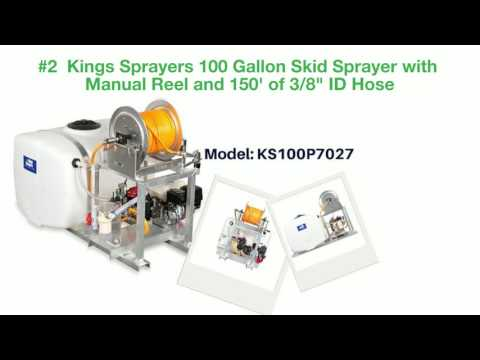 Best Selling QuickShip Sprayers From Kings Sprayers | Sprayer Depot, #1 For Spray Equipment