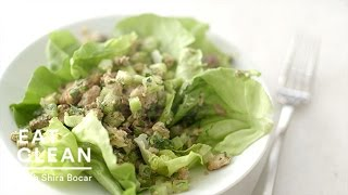 Lemon Herb Sardine Salad - Eat Clean With Shira Bocar