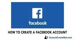 كيفية إنشاء جديد Facebook Account - 2018
