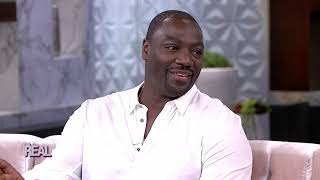FULL INTERVIEW PART ONE Adewale Akinnuoye-Agbaje on His Childhood amp More