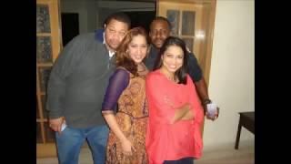 Mehar Bukhari, Saima Mohsin and Asma Shirazi With Black Water Boy![SCANDEL]