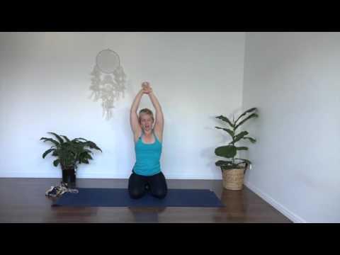 Yoga for breastfeeding