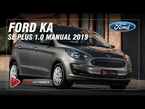 Avaliação Ford KA SE Plus 1.0 manual 2019 | Top Speed