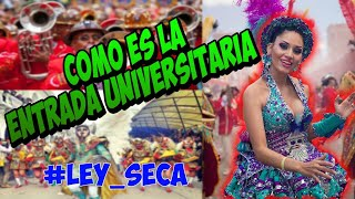 ENTRADA UNIVERSITARIA 2018 - Noticias Bergas Oruro