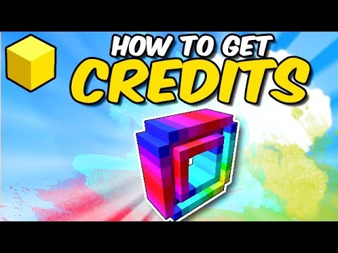 How to get CREDITS in Trove!