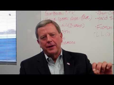 Congressman Tom Latham Interview - 10/17/12