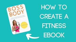 كيفية إنشاء اللياقة البدنية الإليكتروني (Amazon Kindle وغيرها من القارئ الإلكتروني المنصات)