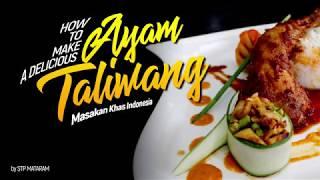 Ayam Taliwang Recipe l by STP Mataram