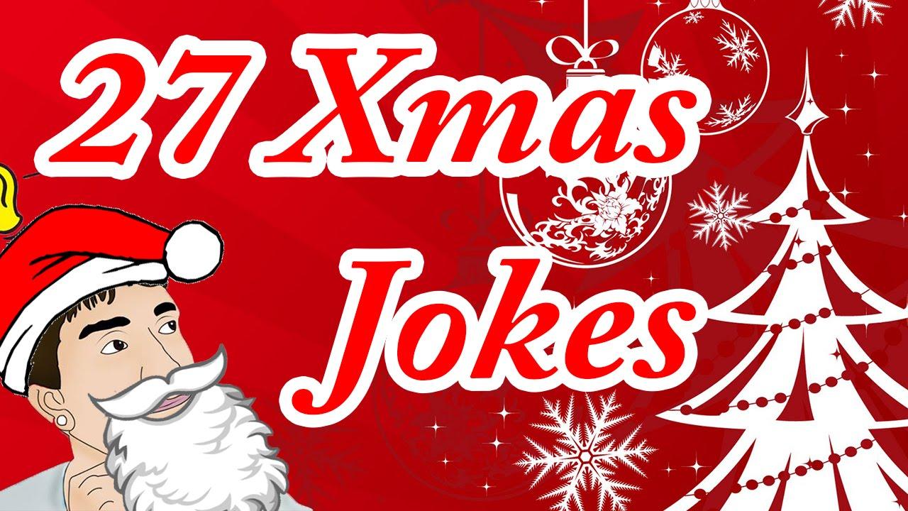Silly Christmas Jokes.27 Silly Christmas Jokes
