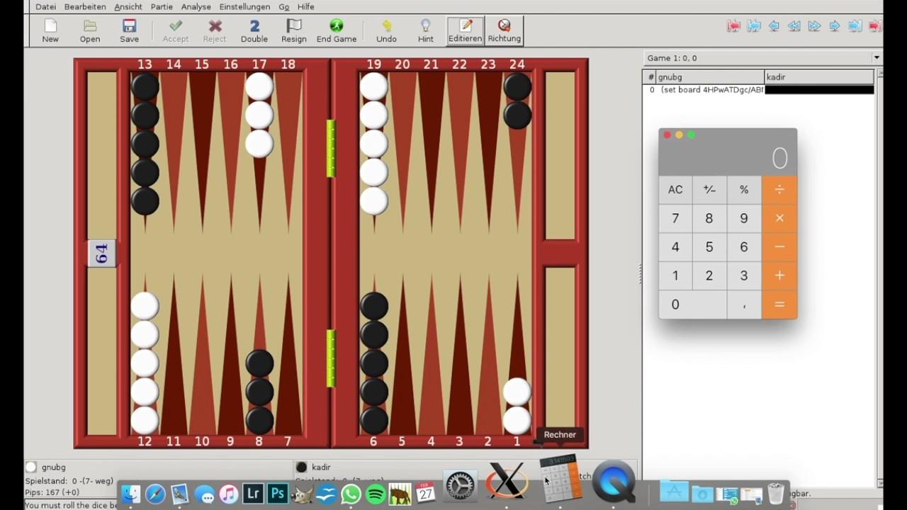 5 backgammon tavla pip count berechnen youtube. Black Bedroom Furniture Sets. Home Design Ideas