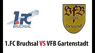 2. Spieltag 1.Fc Bruchsal gegen VFB Gartenstadt