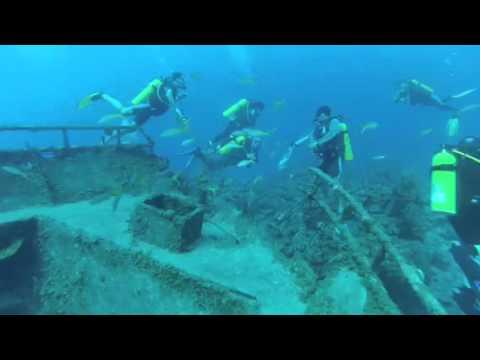 Blau Costa Verde (Cuba) ship wreck