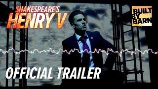 HENRY V (Official Trailer) | #BarnHenryV