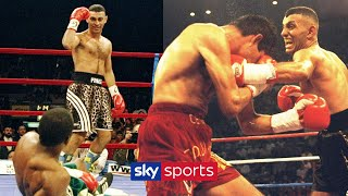 Prince Naseem Hamed's Most OUTRAGEOUS KOs 💪
