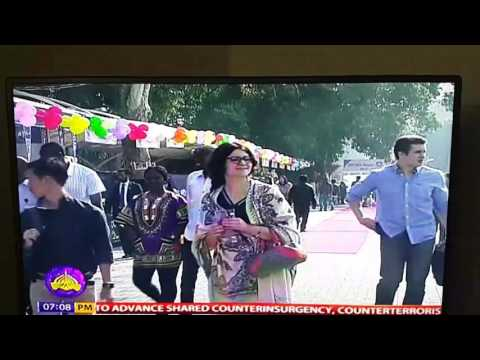 Pakistan Foreign Office Women's Association Annual Bazaar in Islamabad, 27 Nov 2016, report by Raza