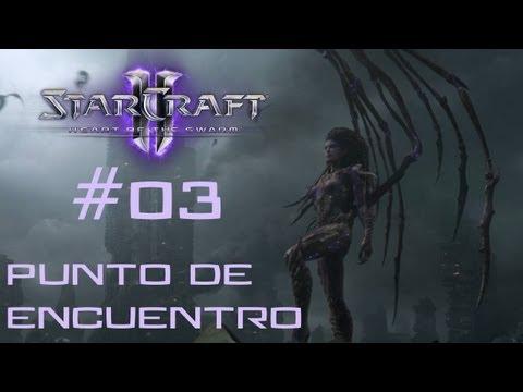Guía Starcraft 2 Heart of the Swarm - M03 Punto de Encuentro - Brutal