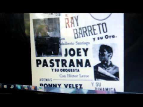 Oyela - Joey Pastrana with Hector Lavoe