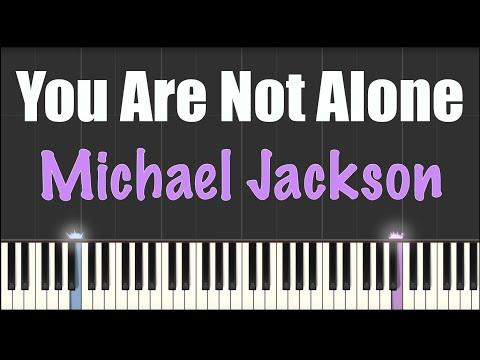 Music And Me Michael Jackson Piano Tutorial Youtube