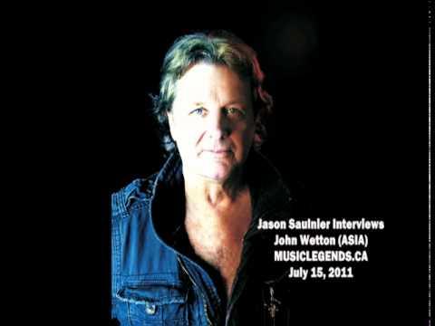 John Wetton Interview - Asia