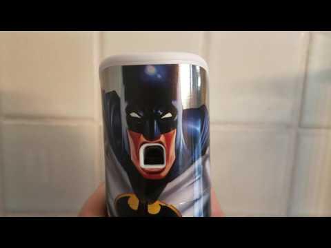 Batman Body Wash