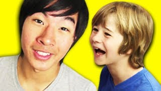 KIDS REACT TO KEVJUMBA