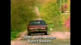 1991 Buick Regal Sport Sedan