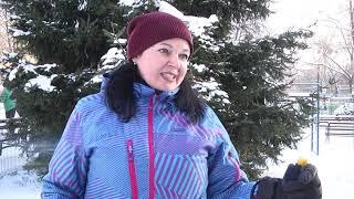 2021-01-19 г. Брест. «Брестская лыжня - 2021». Новости на Буг-ТВ. #бугтв