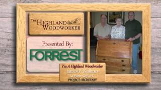 The Highland Woodworker - October 2013