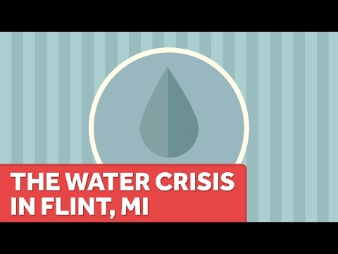 Flint, Water, and the Dangers of Lead