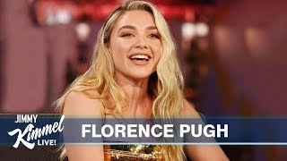 Florence Pugh on Little Women, Oscar Nomination & Meryl Streep