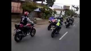 Yamaha Vixion Lovers Community Indonesia - Tour de Java (Malang)