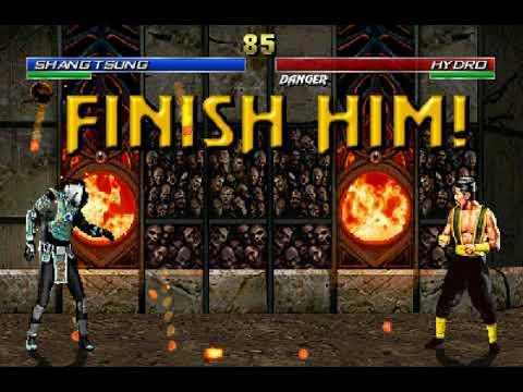 Mortal Kombat Project 4.1 Season 2.5 - MKII Shang Tsung Playthrough