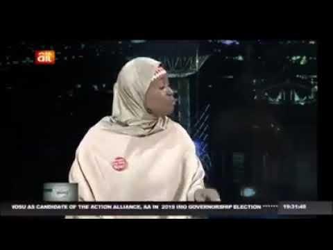 Wata Makusanciyar Buhari Aisha Yusuf Ta Soki Lamirin Mulkinsa