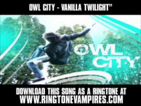 Owl City  Vanilla Twilight  New  + Lyrics + Download