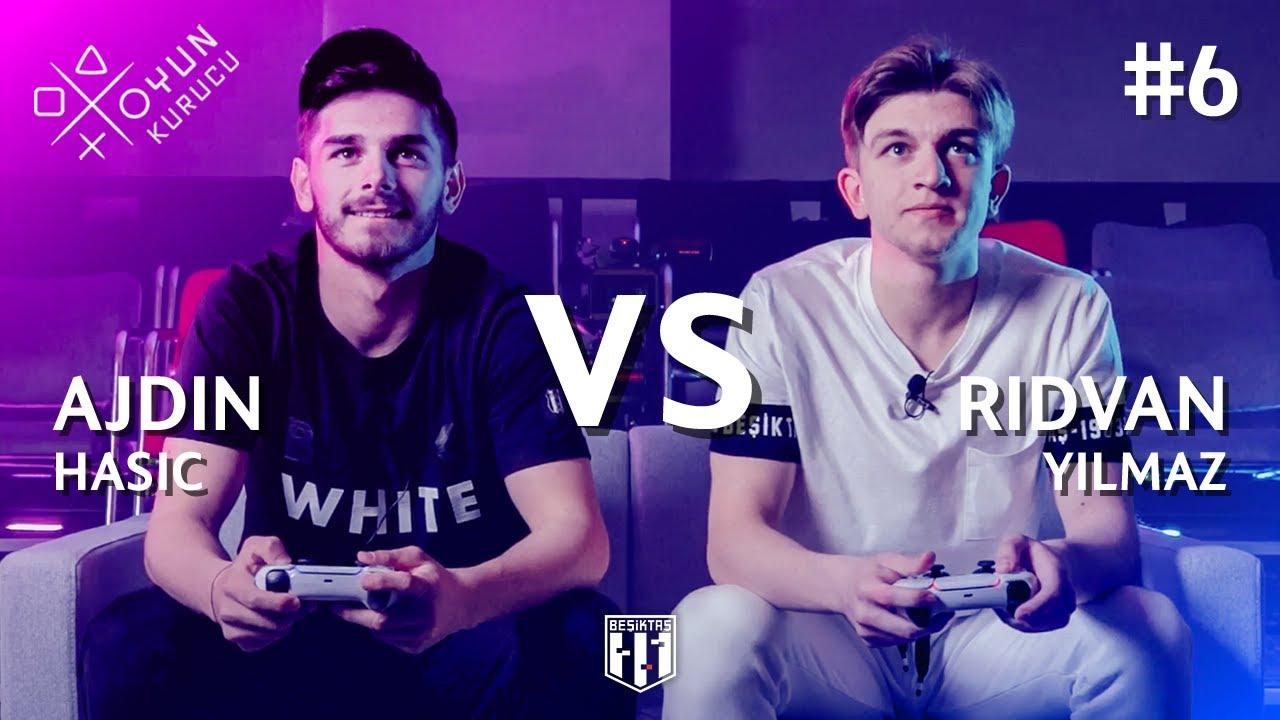 Oyun Kurucu   FIFA21 Hasic - Rıdvan Final #6