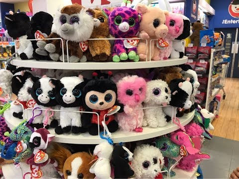 BEANIE BOO SHOPPING IN LONDON (WESTFIELDS) - For A Birthday Present :))HAPPY BIRTHDAY BEBE :)